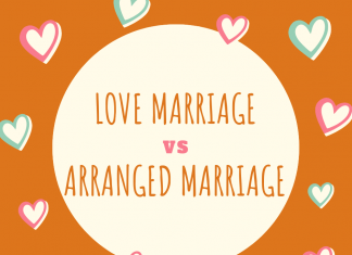 The love marriage vs arranged marriage debate