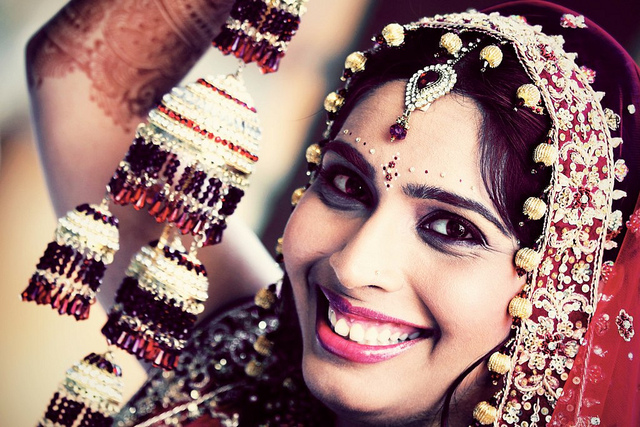 Image showing an Indian Bride