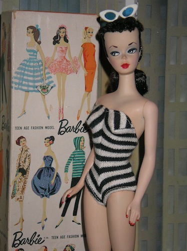 Barbie Doll Representing a Stereotyped Matrimony Profile