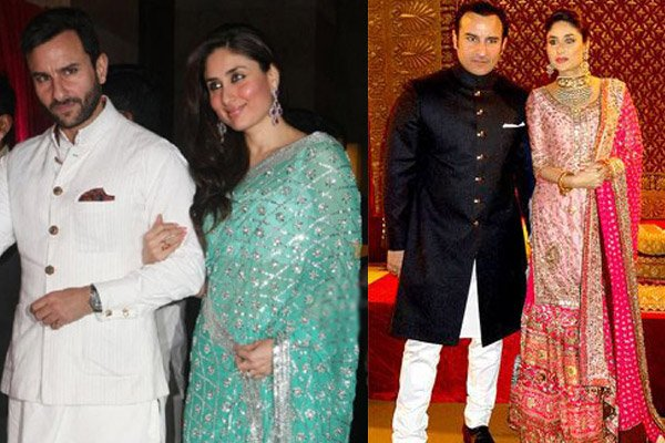Kareena Kapoor and Saif Ali Khan had an intercaste marriage
