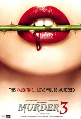 Horror Love Story movie Poster