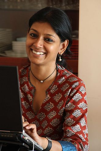 Image of actress Nandita Das
