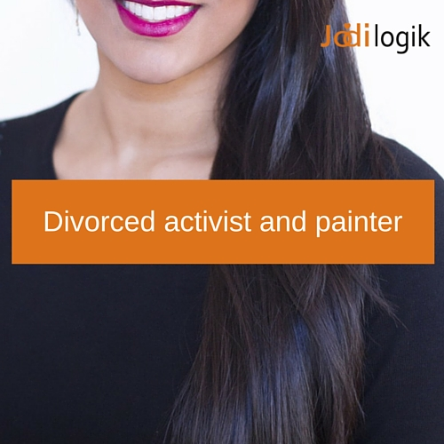 Biodata for marriage for a divorced social activist