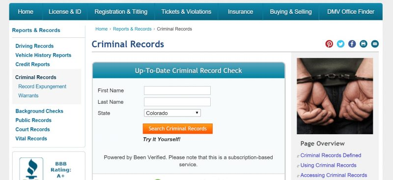 You can use online tools for criminal background checks on your NRI bridegroom