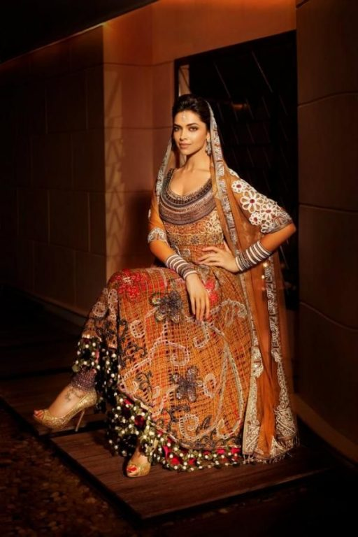 Most beautiful Indian brides are usually movie stars