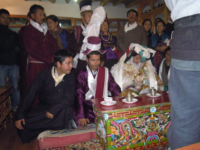 Most beautiful Indian Brides: Ladakh