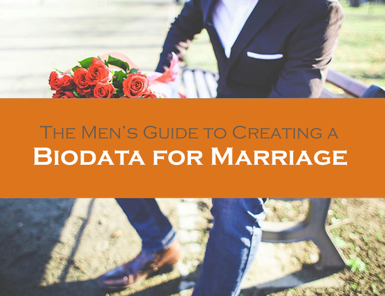 marriage biodata