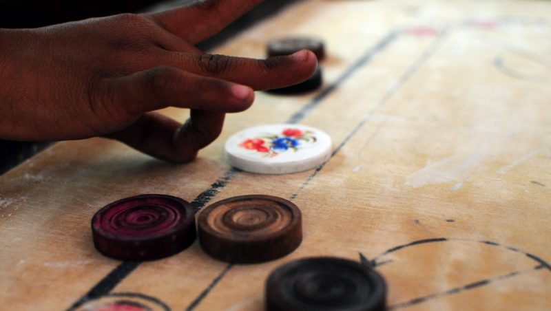 What makes India unique - Carrom
