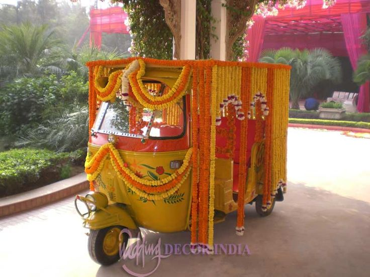 Indian Threewheeler Auto