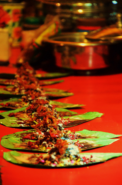 What makes India unique - Paan