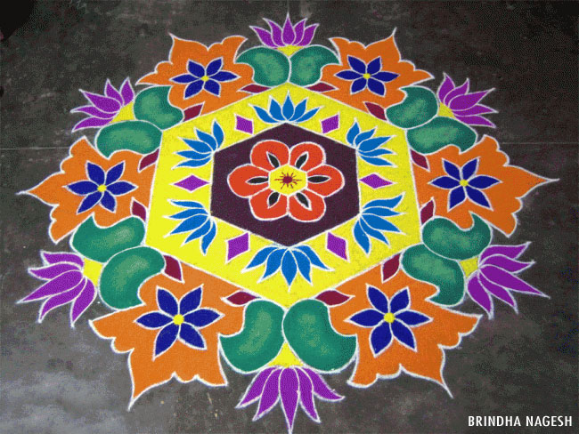 Kolam Designs - 27 Patterns To Rock Every Occasion!
