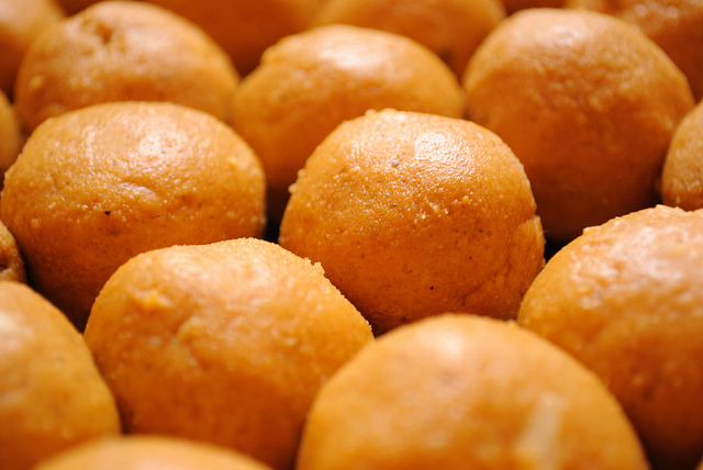 The History of Laddu