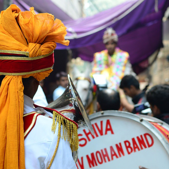 Indian wedding band