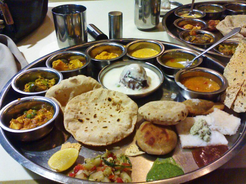 15 Amazing Thali Meals From Every Corner Of India
