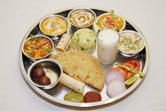 15 amazing thali meals from every corner of india for Abhiruchi south north indian cuisine