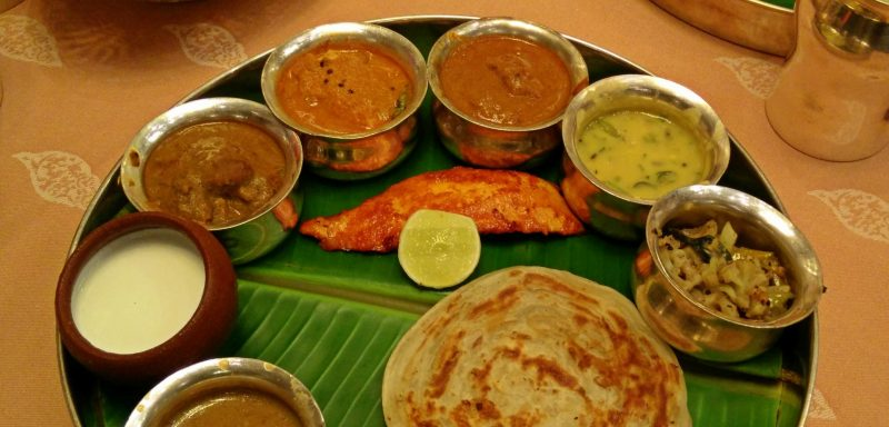 15 amazing thali meals from every corner of india for Anjappar chettinad south indian cuisine