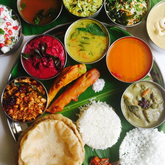 Most Common Indian Food