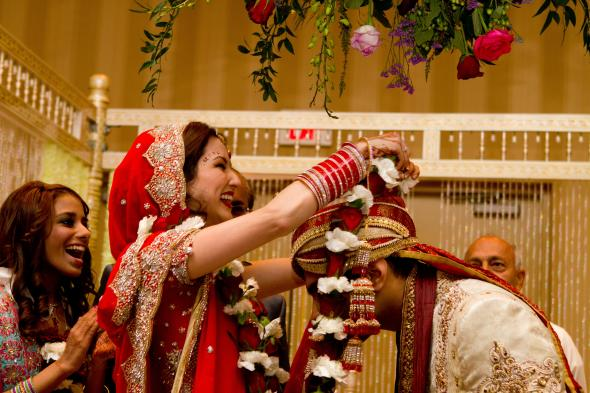 Indian marriage customs