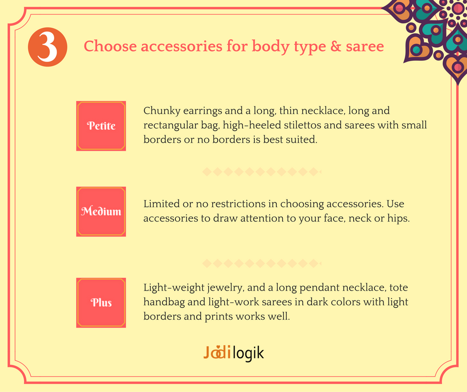 accessories for sarees