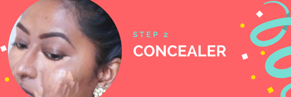 Bridal makeup step by step instructions