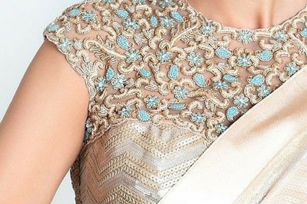 Indian bridal blouse designs