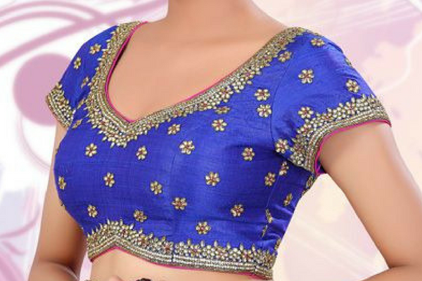 Indian wedding blouse designs