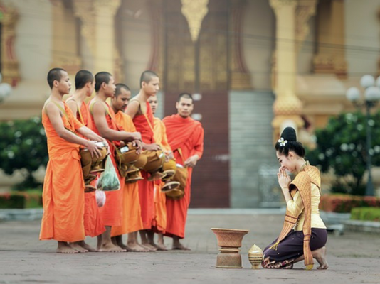 Buddhist Marriage Traditions