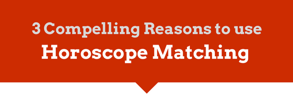 Why horoscope matching for marriage