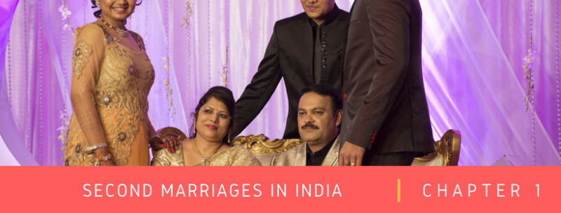 Second marriages in India