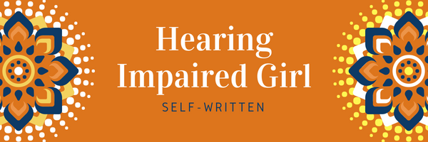 matrimonial profile of a hearing impaired girl